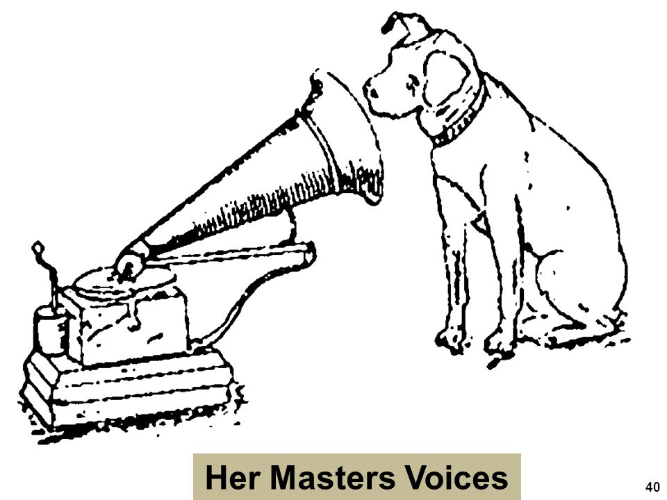 Her Masters Voices