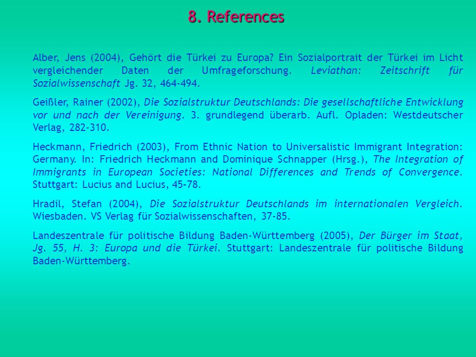 8. References