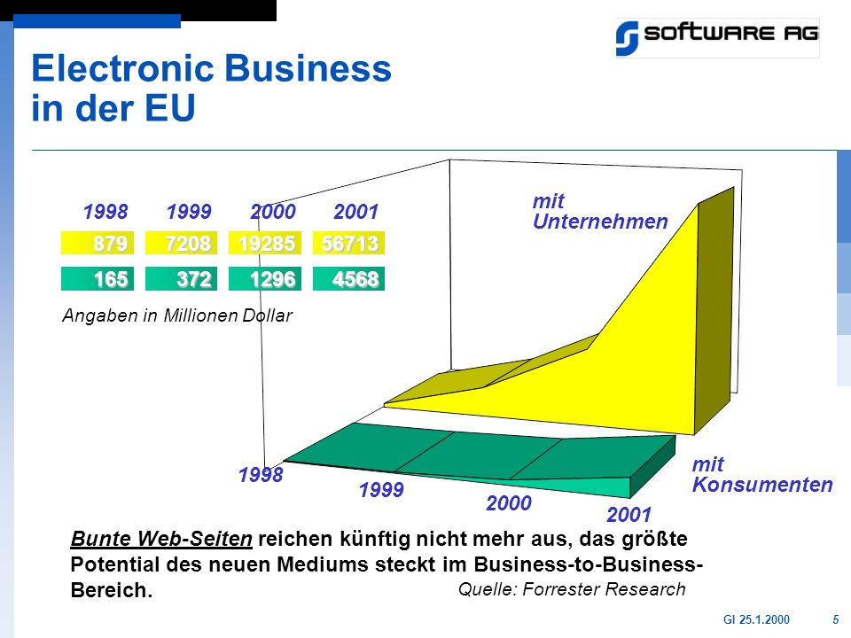 Electronic Business in der EU