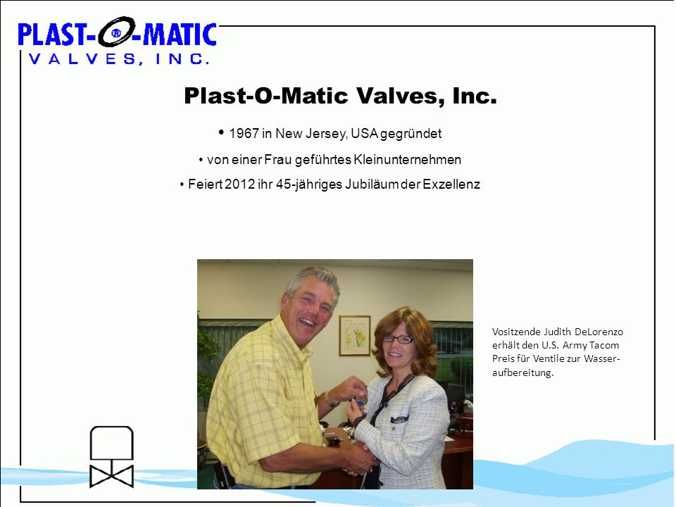Plast-O-Matic Valves, Inc.