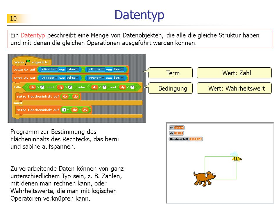 Datentyp