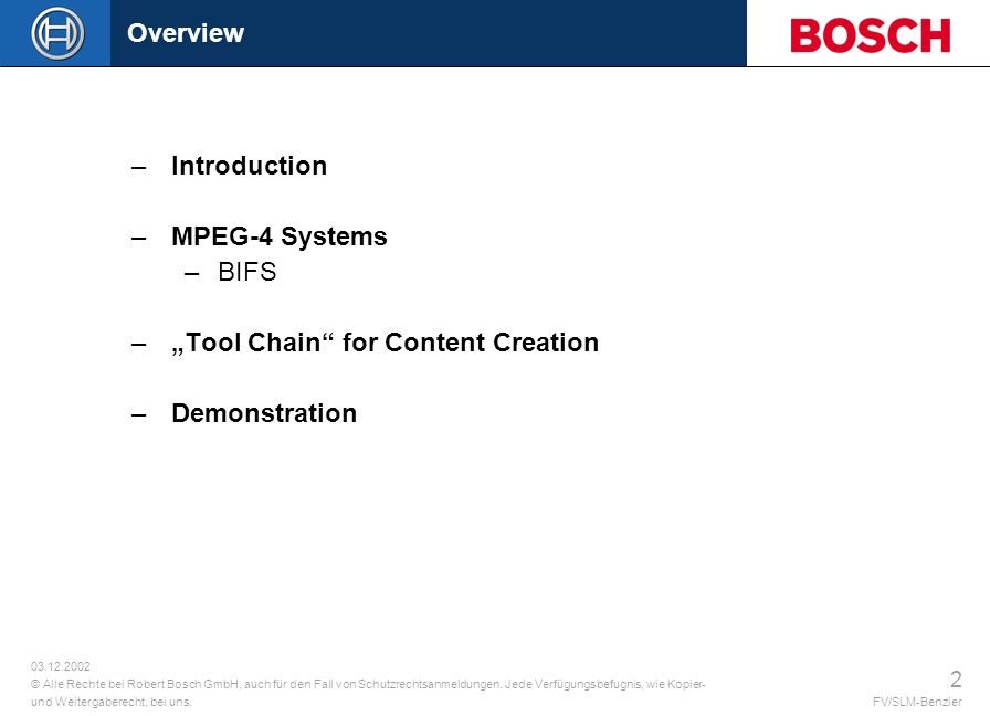 """Tool Chain for Content Creation Demonstration"
