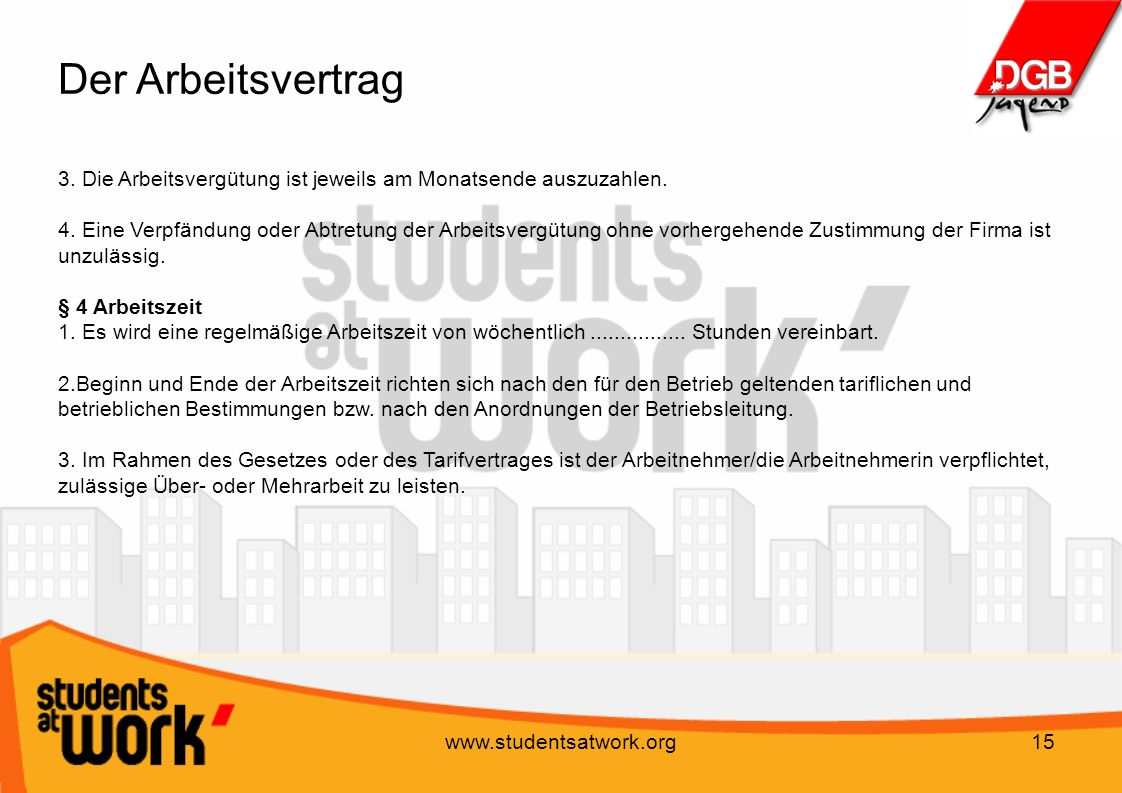 Gew Seminar Studium Und Job Daniel Taprogge Ppt Video Online