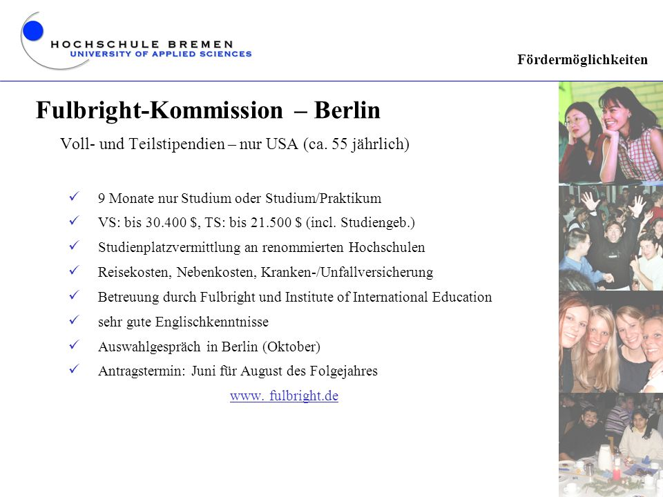 Fulbright-Kommission – Berlin