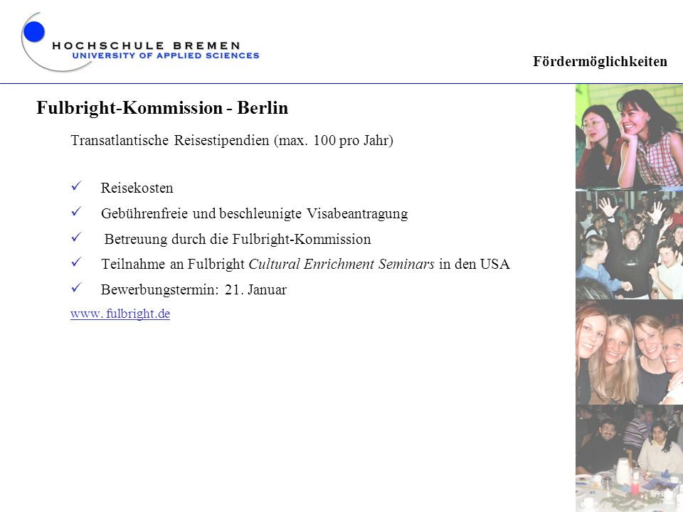 Fulbright-Kommission - Berlin