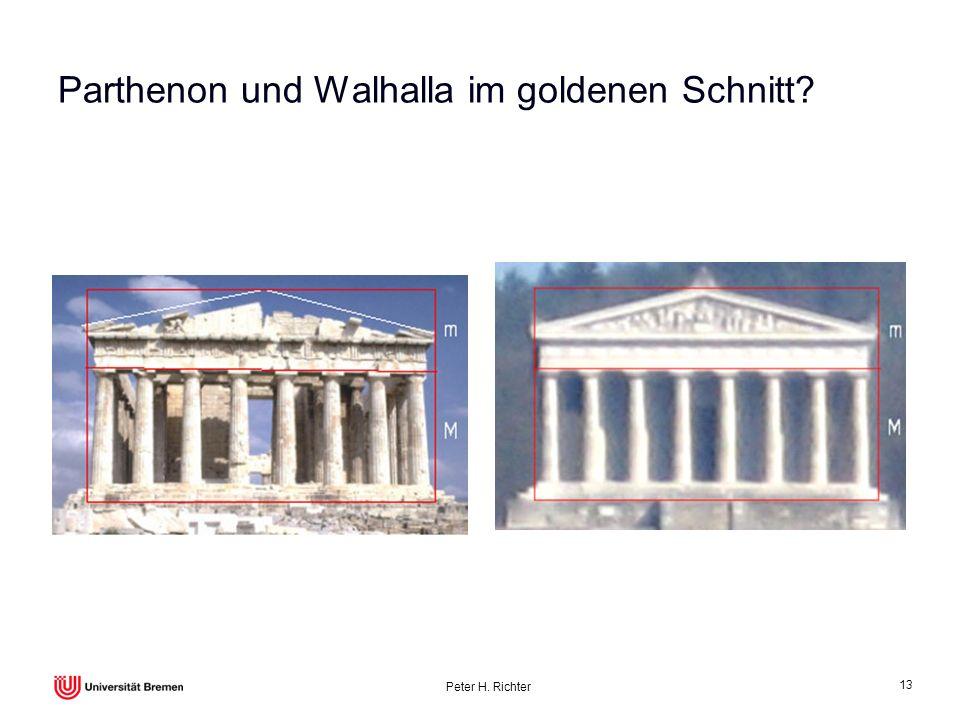 Der goldene schnitt g in natur und kunst ppt herunterladen - Goldener schnitt in der architektur ...