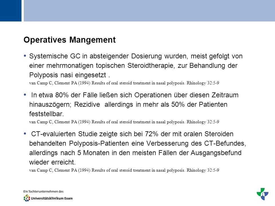 Operatives Mangement
