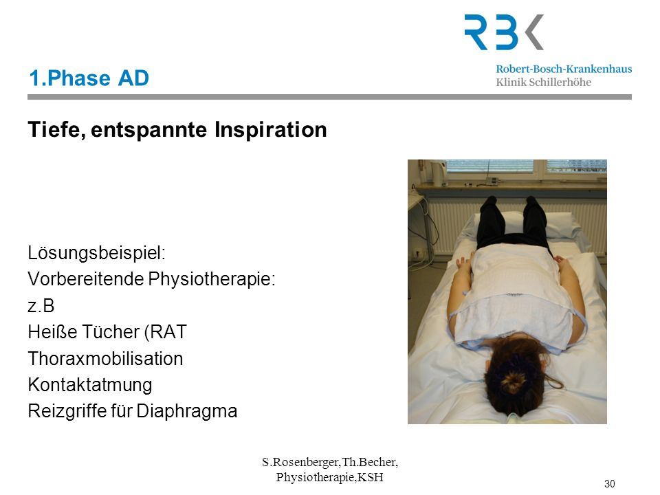 S.Rosenberger,Th.Becher, Physiotherapie,KSH