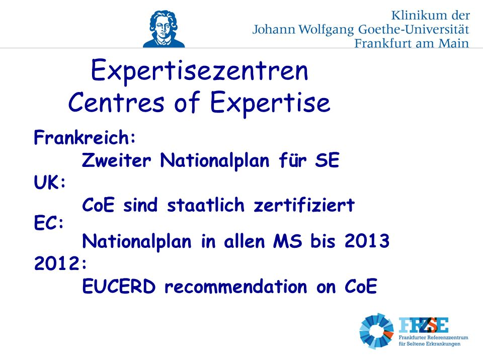 Expertisezentren Centres of Expertise