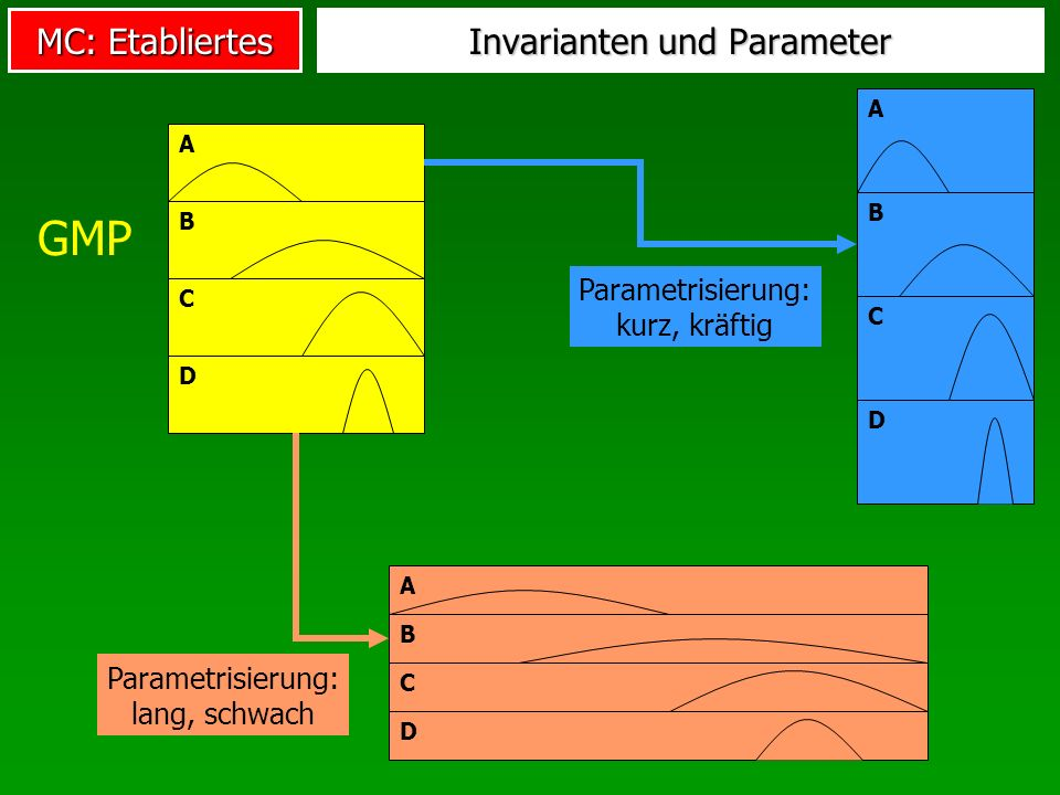 Invarianten und Parameter