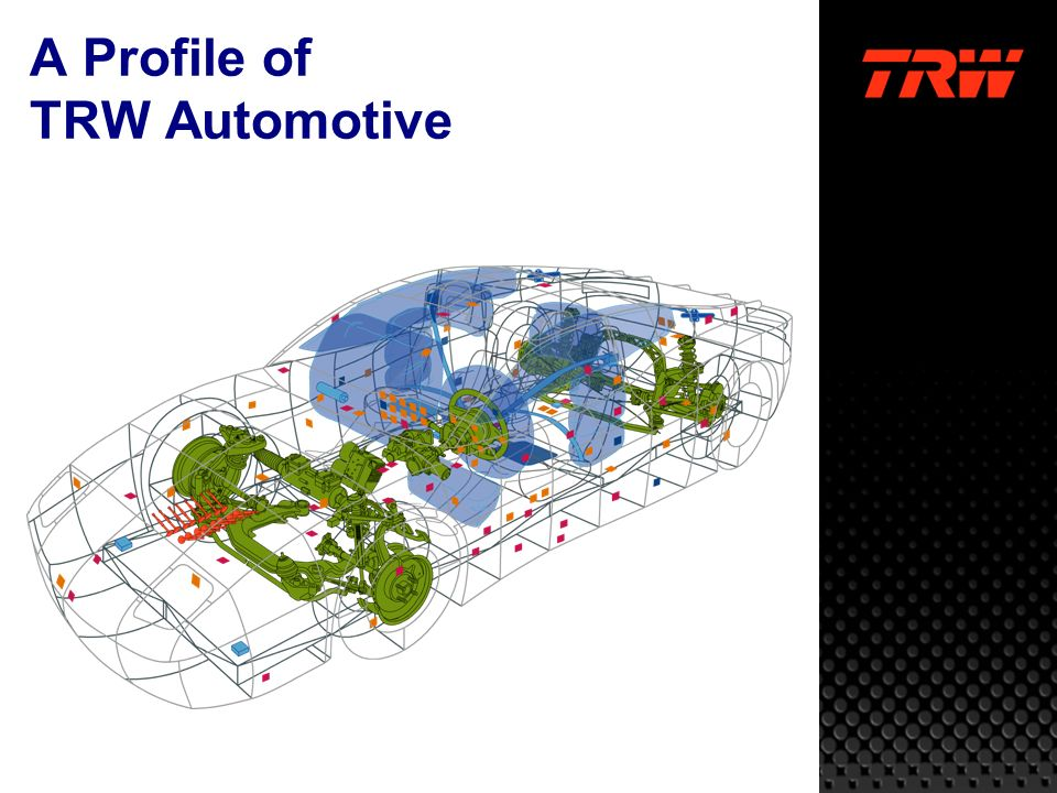 A Profile of TRW Automotive