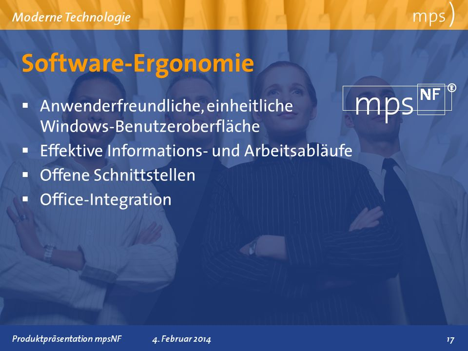 Software-Ergonomie mps )