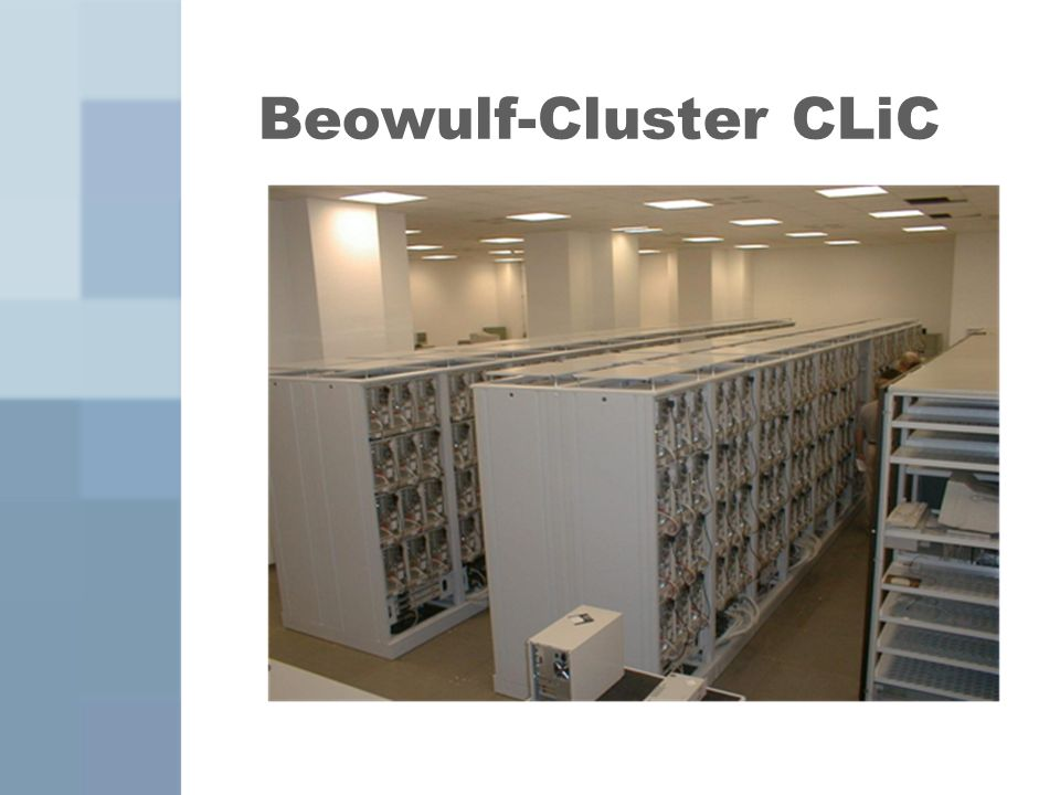 Beowulf-Cluster CLiC