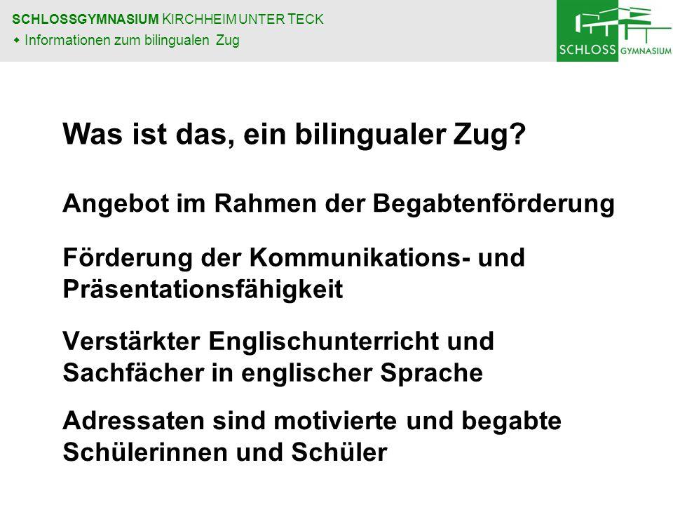 SCHLOSSGYMNASIUM KIRCHHEIM UNTER TECK - ppt herunterladen