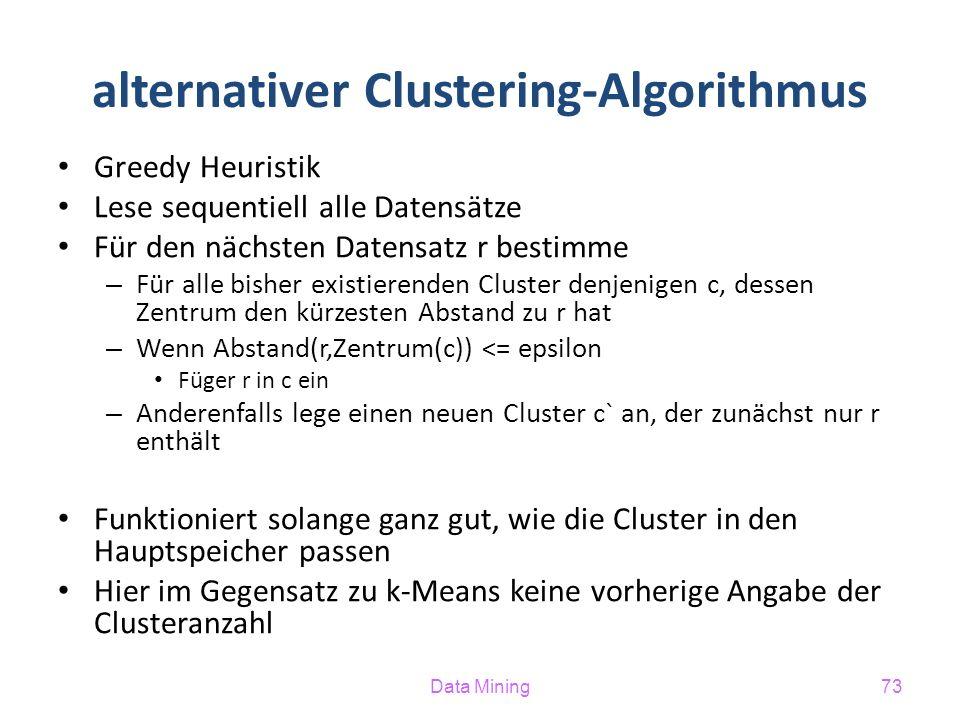 Assoziationsanalyse Klassifikation Clustering - ppt video online ...