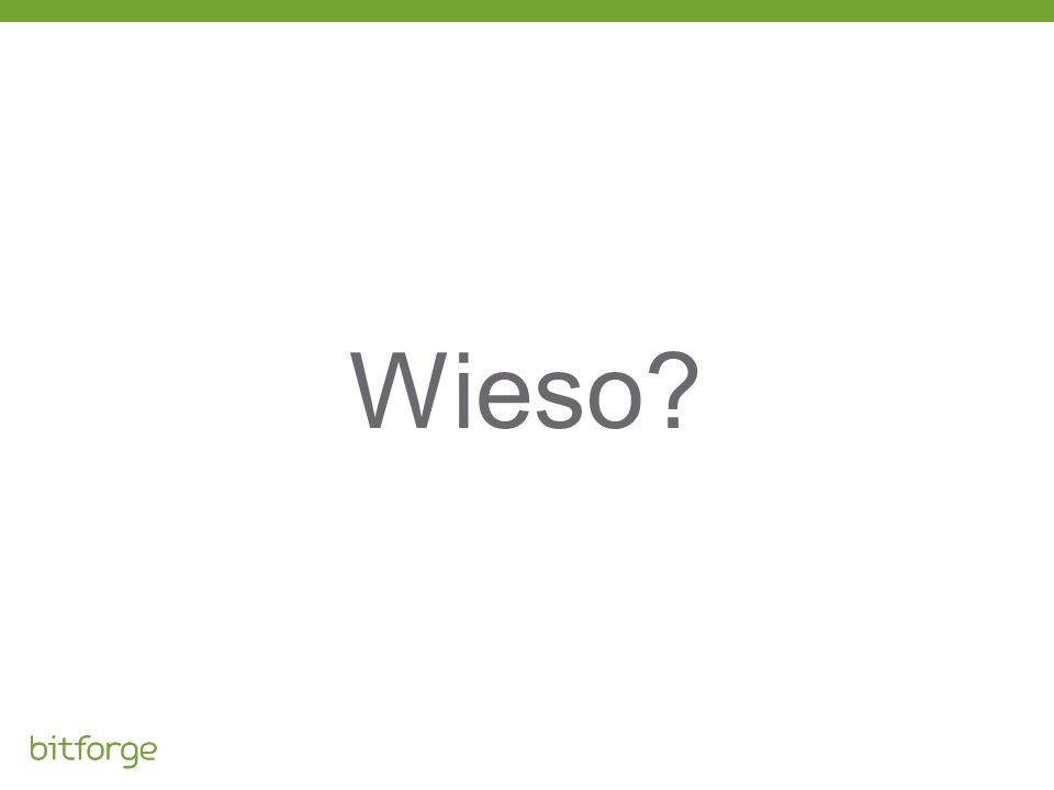 Wieso Why we are using Xamarin for 4 years and why you should be using it.
