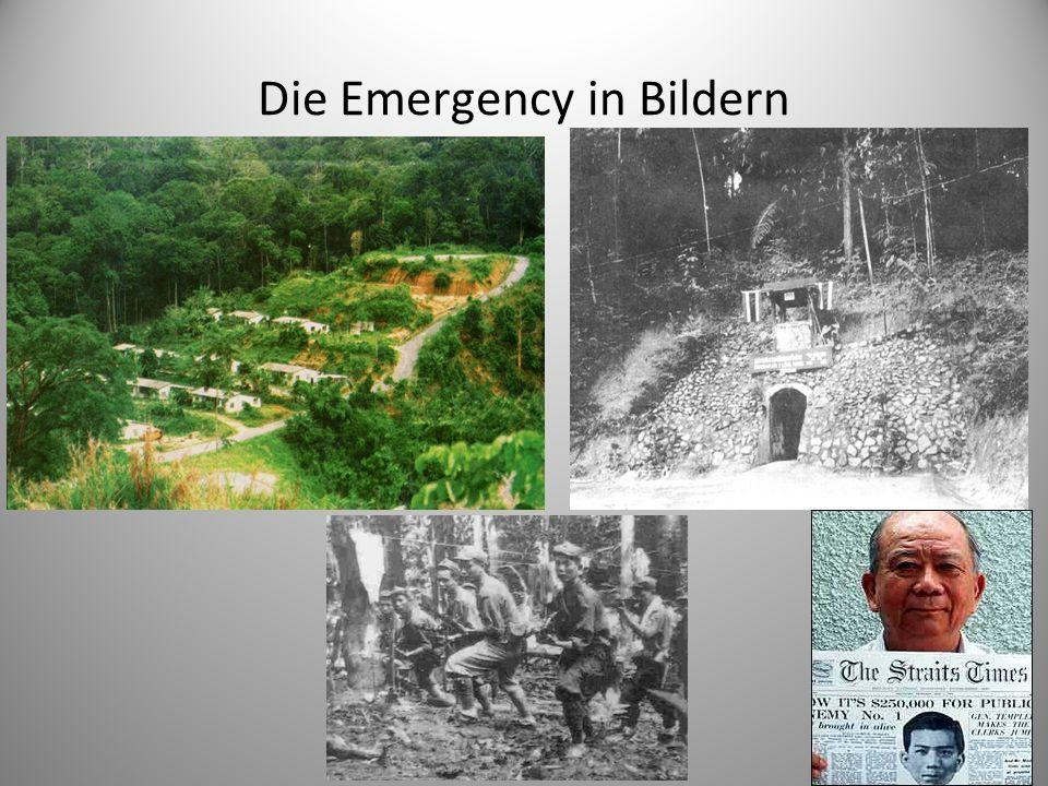 Die Emergency in Bildern