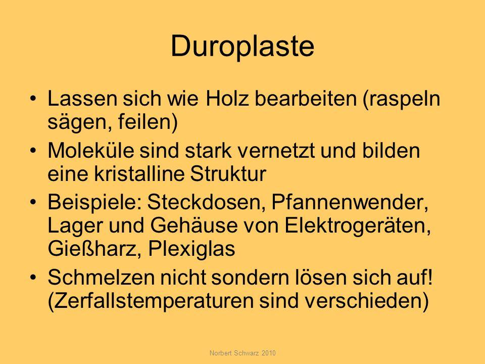 5 duroplaste - Duroplast Beispiele