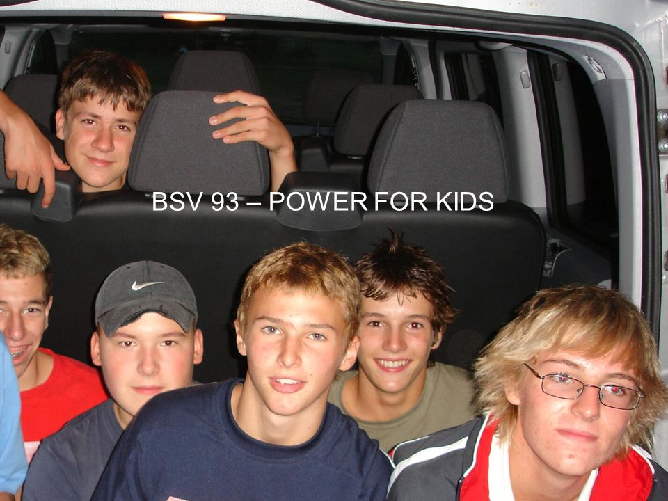 BSV 93 – POWER FOR KIDS