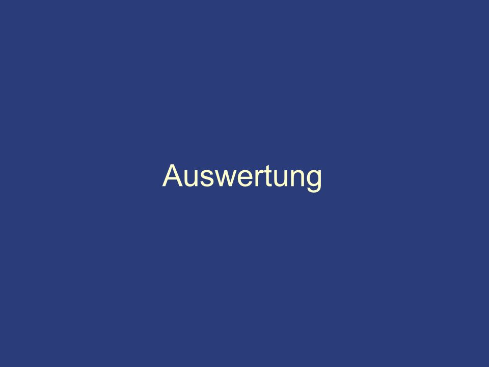 Auswertung 51