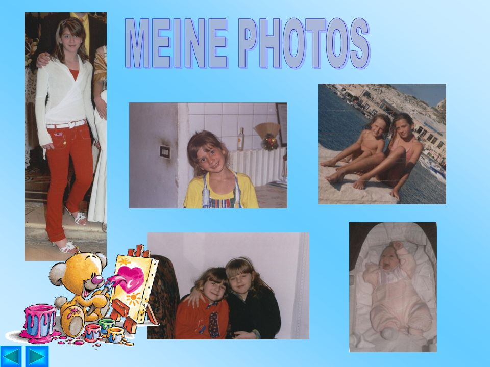 MEINE PHOTOS