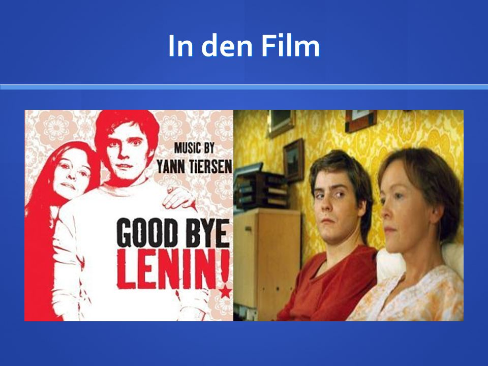 In den Film