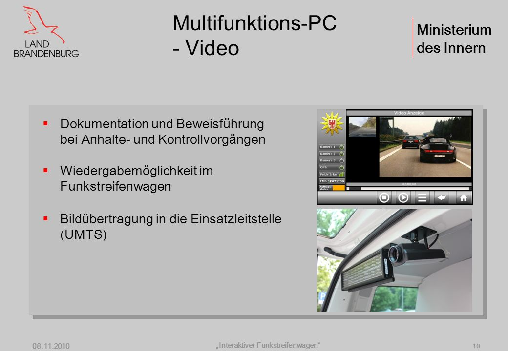 Multifunktions-PC - Video