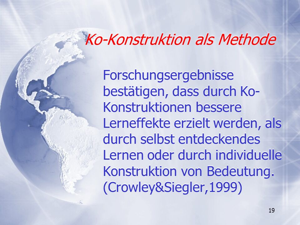 Ko-Konstruktion als Methode