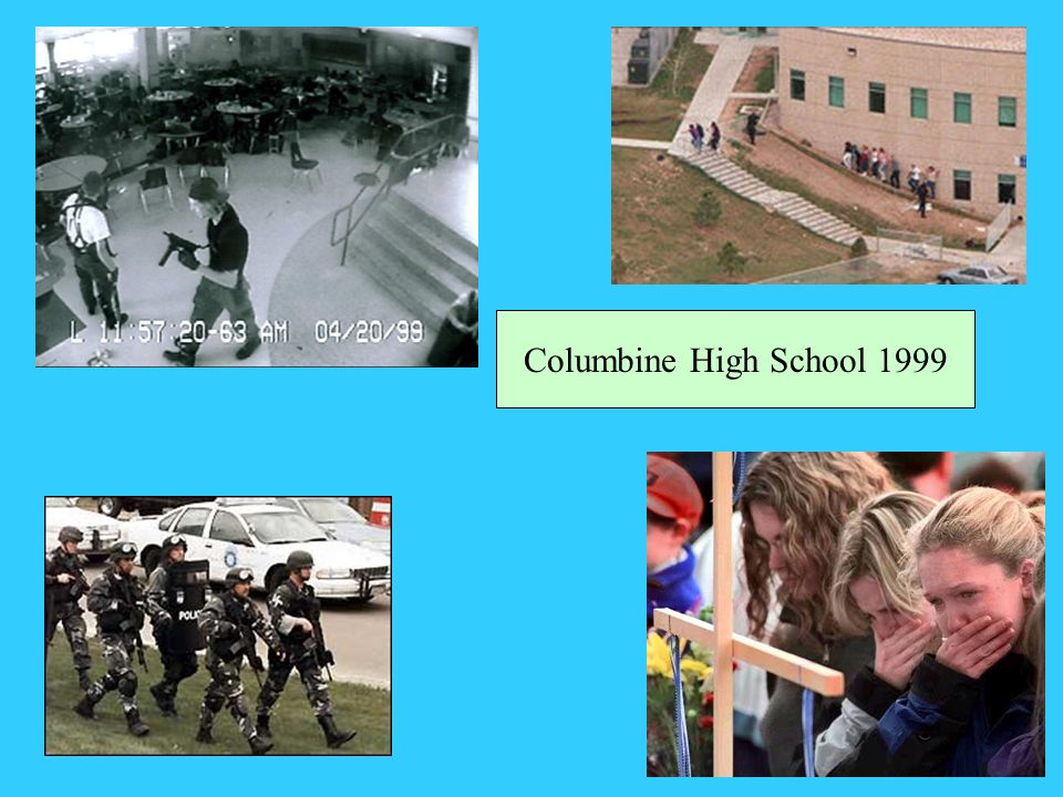 Columbine High School 1999