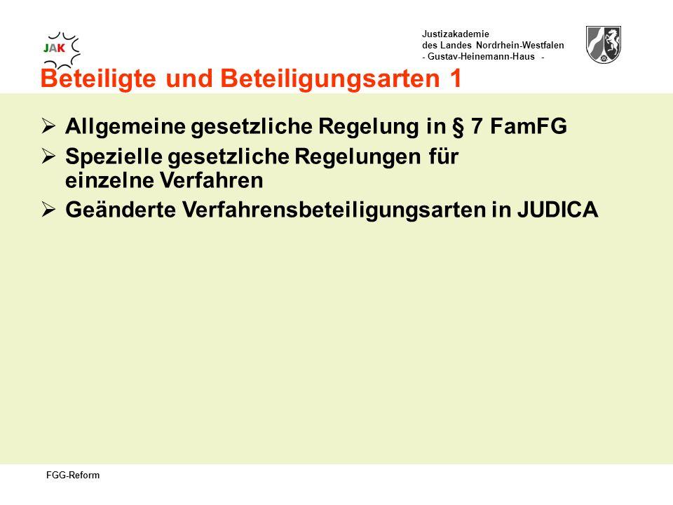 FGG-Reform Familiensachen am in Duisburg - ppt herunterladen