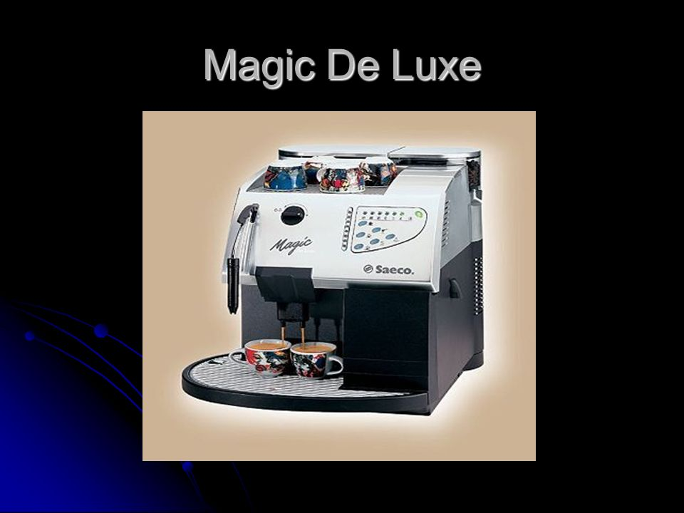 Magic De Luxe