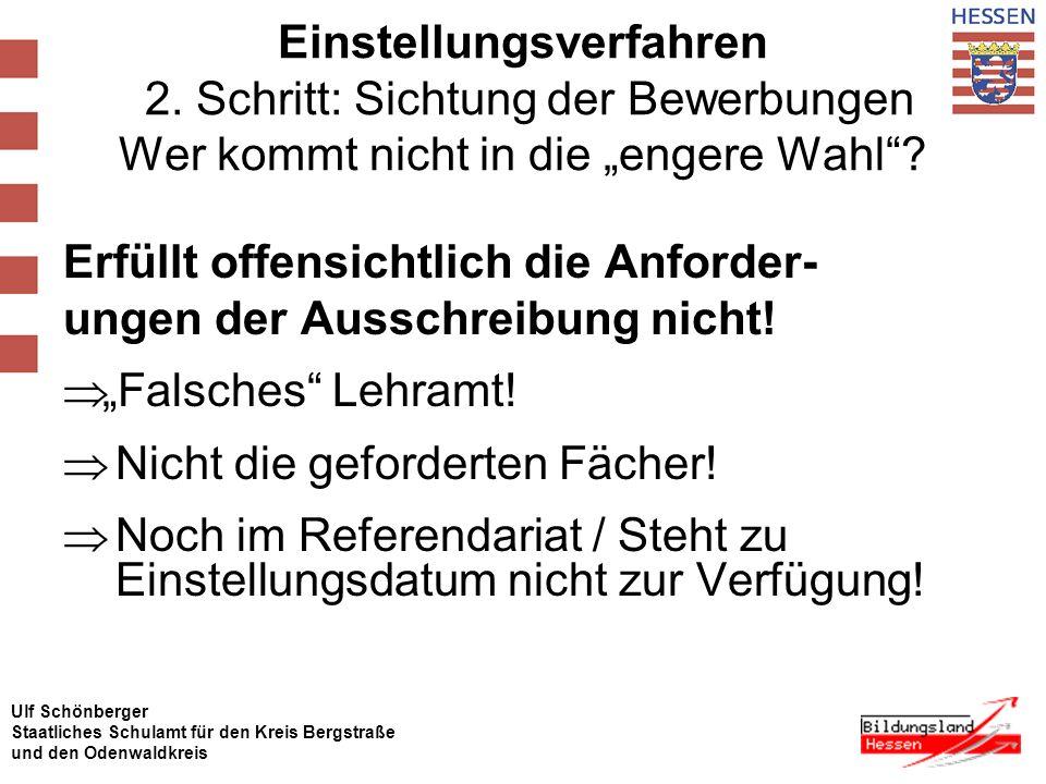 36 einstellungsverfahren 2 - Bewerbung Referendariat Hessen