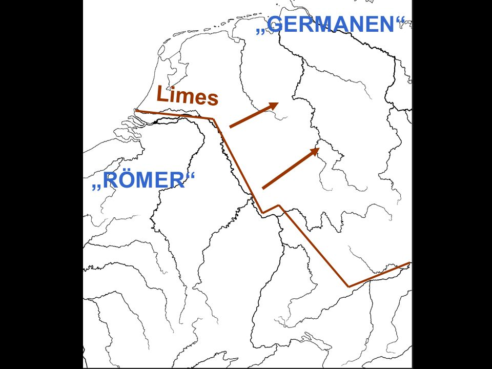 """GERMANEN Limes ""RÖMER"