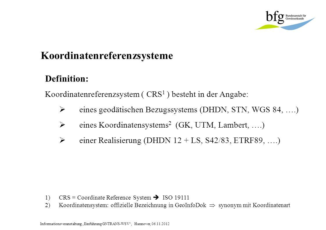 Herzlich Willkommen Koordinatenreferenzsysteme - ppt herunterladen