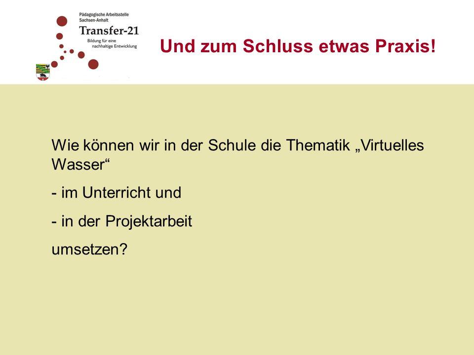 Virtuelles Wasser Holger Mühlbach Ppt Video Online Herunterladen