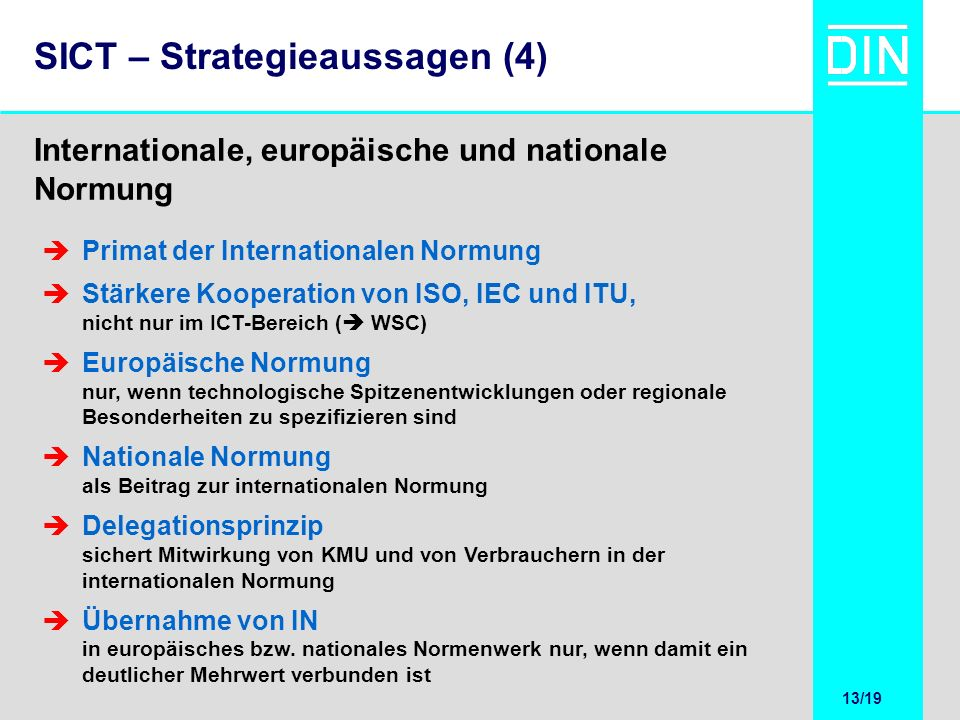 SICT – Strategieaussagen (4)