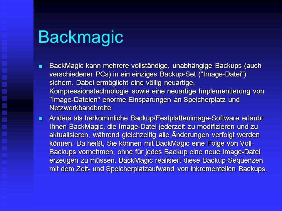 Backmagic