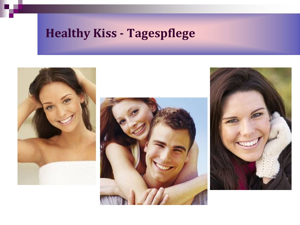 Healthy Kiss - Tagespflege