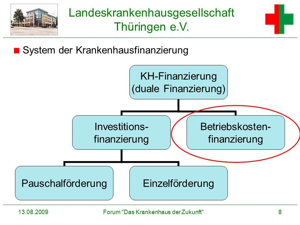 duale finanzierung krankenhaus