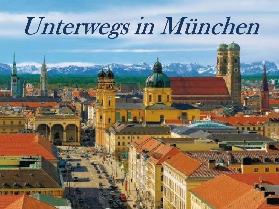2fc861fc17f66e Unterwegs in München. - ppt herunterladen