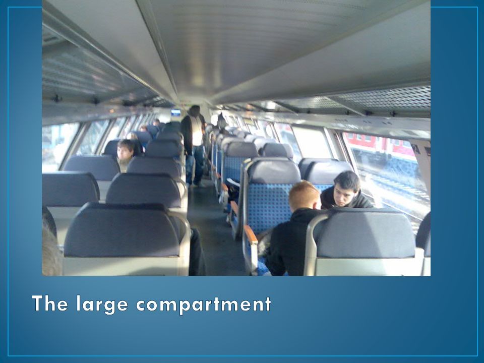 The large compartment