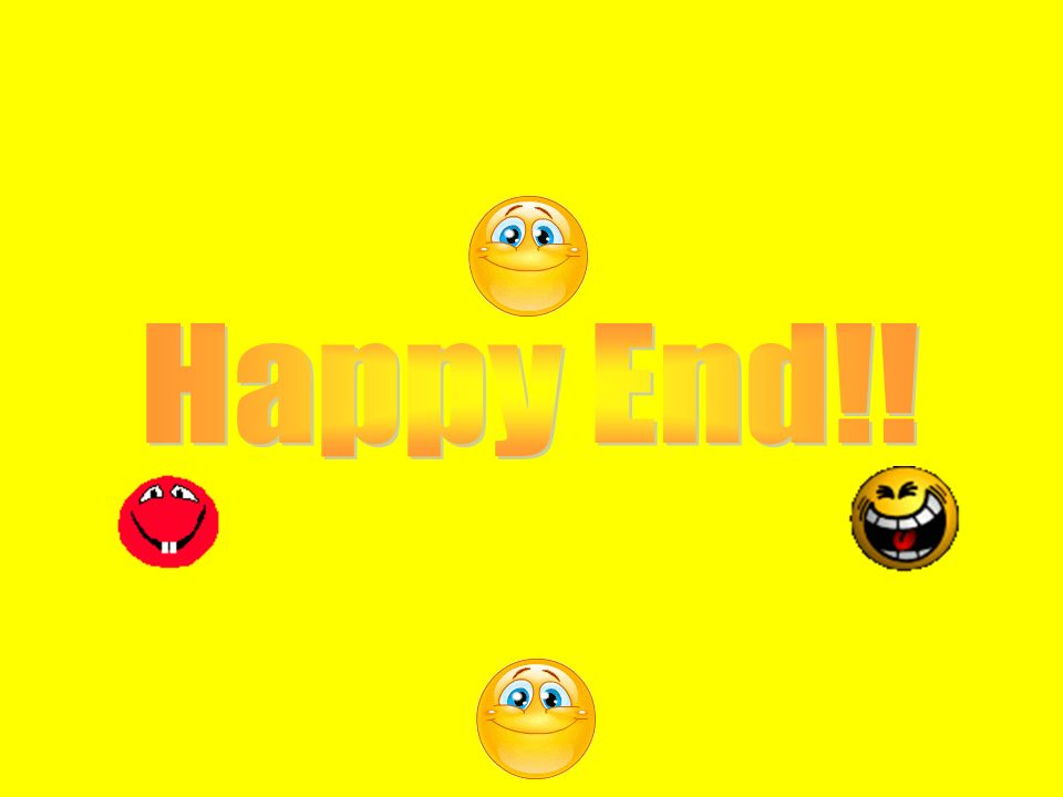 Happy End!!