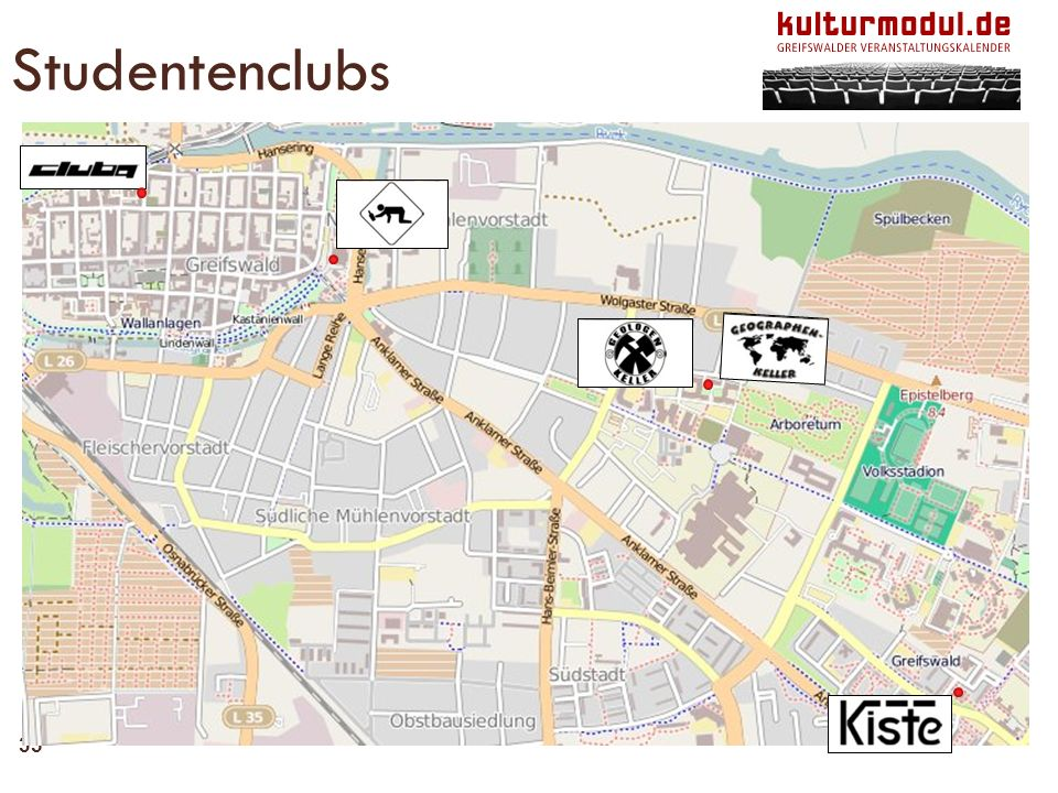 Studentenclubs
