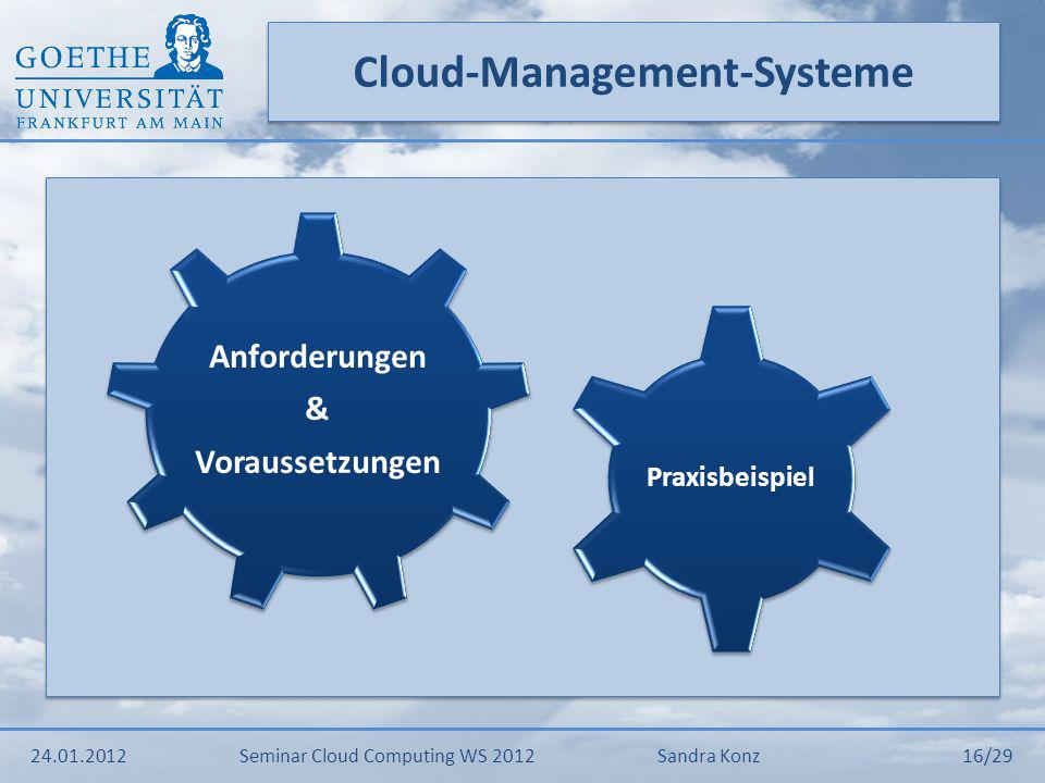 Cloud-Management-Systeme