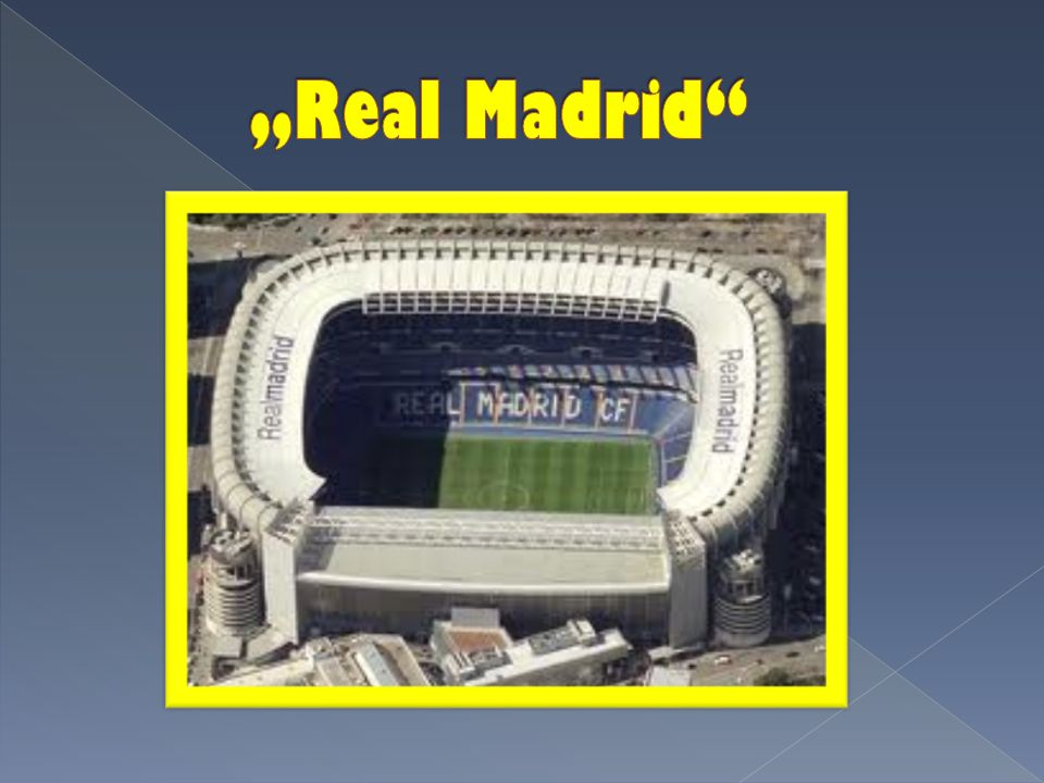 """Real Madrid"