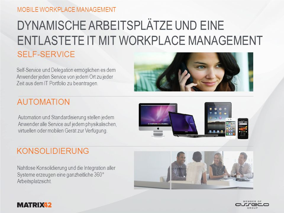 Mobile Workplace Management