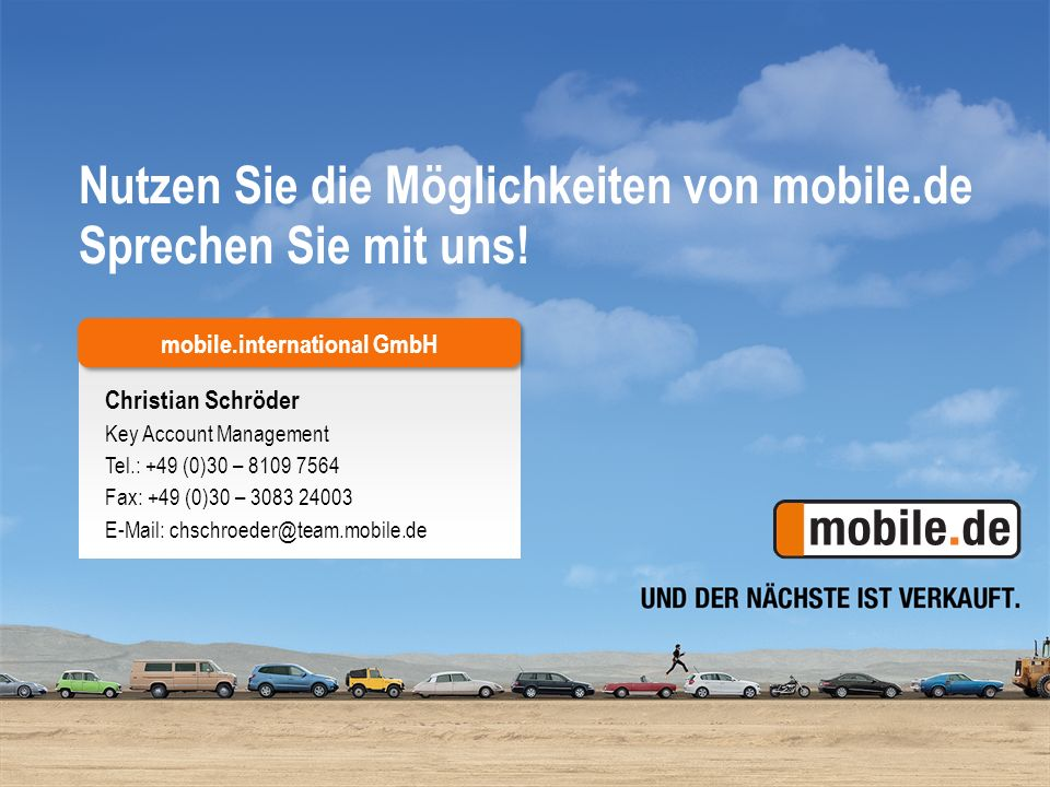 mobile.international GmbH