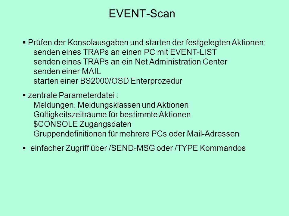 EVENT-Scan
