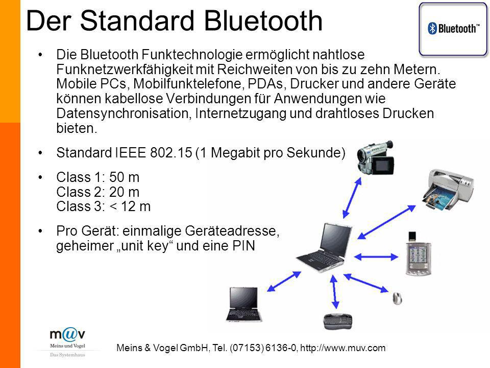 Der Standard Bluetooth