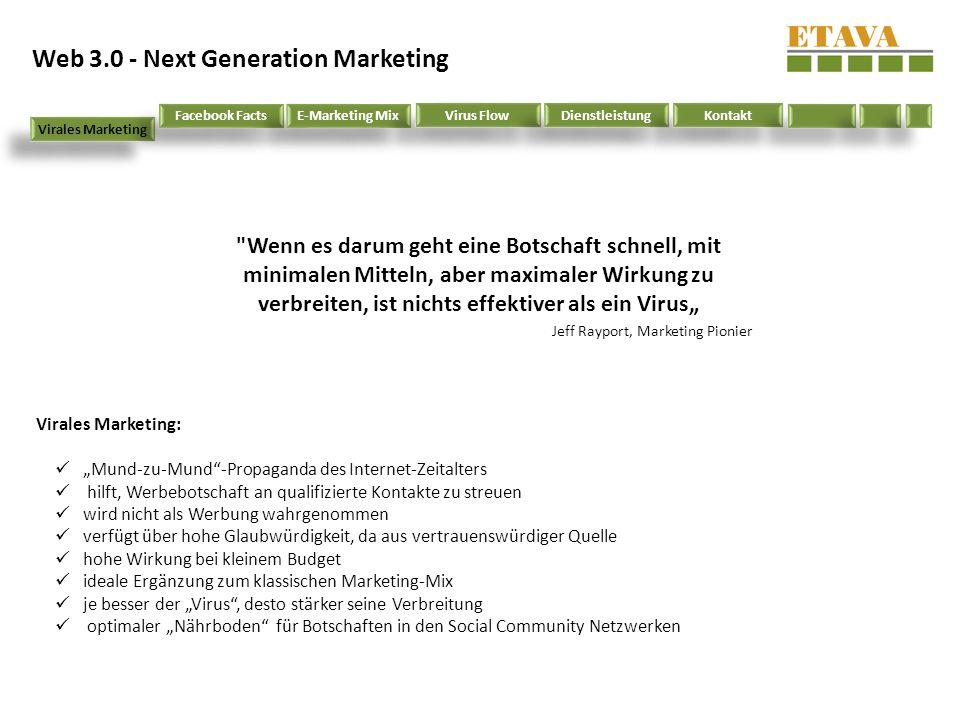 Web Next Generation Marketing